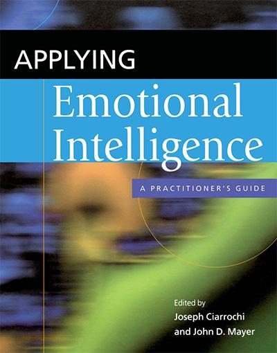 applying emotional intelligence book