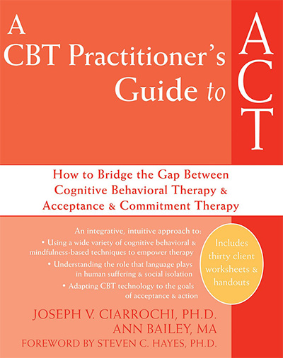 a cbt practitioners guide to act book
